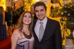 Manuela e Glauco Chacó