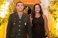 Marco Antônio e Adriana Amorim