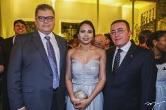 Marcos Gomide, Ana e Darlan Leite