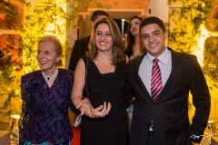Margarida Carvalho, Ângela Chaves e Pedro Pires