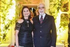 Marilena e Eduardo Campos