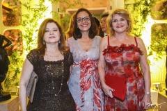 Marli Bezerra, Fátima Maia e Eliane Lavor