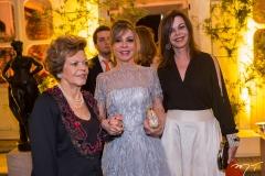 Nilda Andrade, Venúsia Ribeiro e Gláucia Andrade