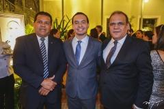 Nonato Santos, Fábio e Roberto Moreira