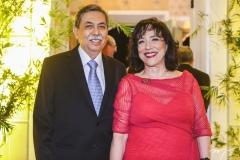 Oswaldo e Angela Gutiérrez