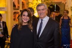 Patrícia e Amarílio Macedo