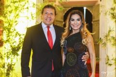 Paulo Roqueirou e Ana Cristina Pinto