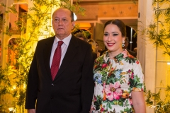 Rafael e Silvinha Leal