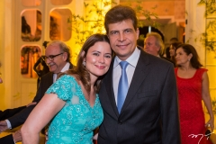 Rafaela e André Bezerra