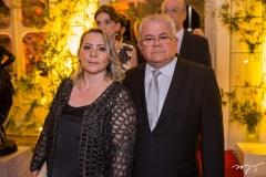 Raquel Silva e Henrique Araújo