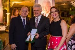 Renato Bonfim, Anástacio Queiroz e Telma Queiroz