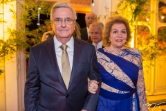 Roberto e Maria da Graça Maia