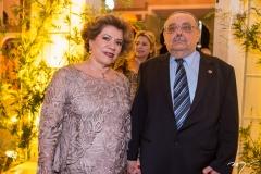 Rosa e Sérgio Gomes de Matos