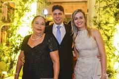 Sanoa Páscoa, Diogo e Rebeca Silva