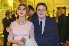 Shirley e Sérgio Crispim