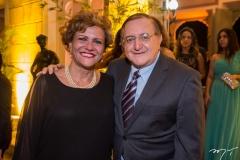 Socorro Martins e João Bosco