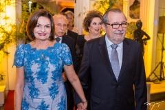Socorro e René Barreira