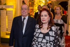 Tarcísio e Ana Ribeiro