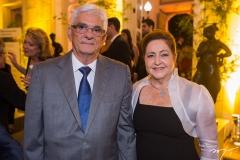 Tarcísio e Meiriane Machado