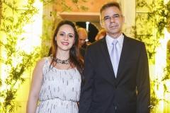 Tatiane Sirtoli e Heráclito Vieira