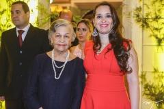 Terezinha e Denise Vieira