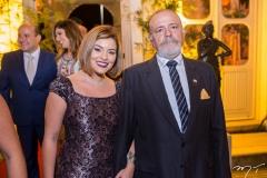 Tiena e Reginaldo Vasconcelos