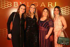 Manoela Bezerril, Talynie Mihaliuc, Ana Cecilia Souza e Carla Nogueira