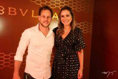 Thiago Camargo e Talyzie Mihaliuc