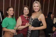 Wladia Gomes, Neuza Behr e Paula Behr