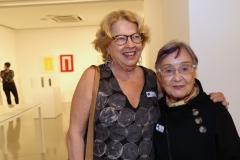 Ana Maria Belluzzo e Aracy Amaral