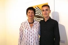 Marilucia Bottallo e Vinicius Maragon