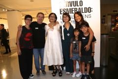 Vernissage Sérvulo Esmeraldo em SP