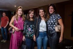 Ana Vládia Sales, Martinha Assunção, Márcia Travessoni e Ana Virgínia Martins