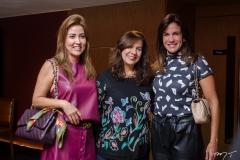 Ana Vládia Sales, Martinha Assunção e Ana Virgínia Martins
