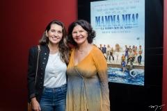 Márcia Travessoni e Brígida Frazão