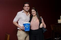 Victor e Elisa Oliveira