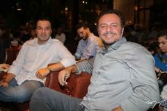 Douglas Albuquerque e Adriano Nogueira