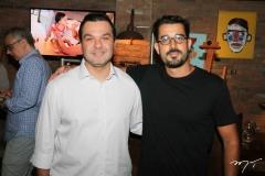 Douglas Albuquerque e Felipe Lima
