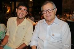 João Victor Furtado e Sulivan Mota
