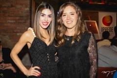 Juliana Cordeiro e Isabella Ney