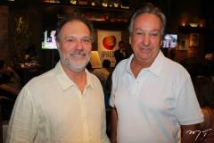 Zé Carlos Pontes e Ivan Benevides