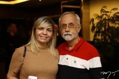 Clebiana Lopes e Elmo Dantas