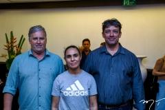 Luiz Roberto, Naira Felipe, Pedro Eduardo