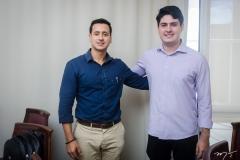 Lucas de Melo e Paulo Victor