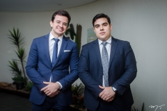 Rafael Albuquerque e Tiago Pinho