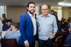 Rodrigo Nóbrega e Everton Linhares