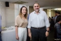 Sasha Rivers e Edson Ferreira
