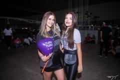 Camila Aragão e Nicole Romcy