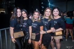 Carol Yamazaki, Isabele Temoteo, Vanessa Queirós, Marcella Camurça e Viviane Almada