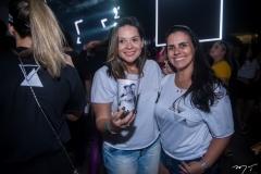 Flávia Leal e Carol Aguiar